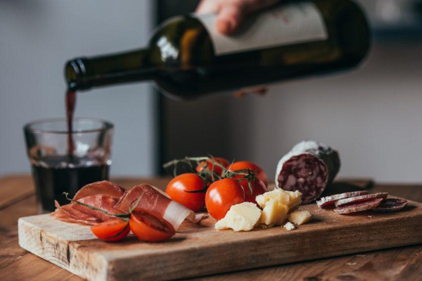 2 итальянских красных вина для вечерних посиделок