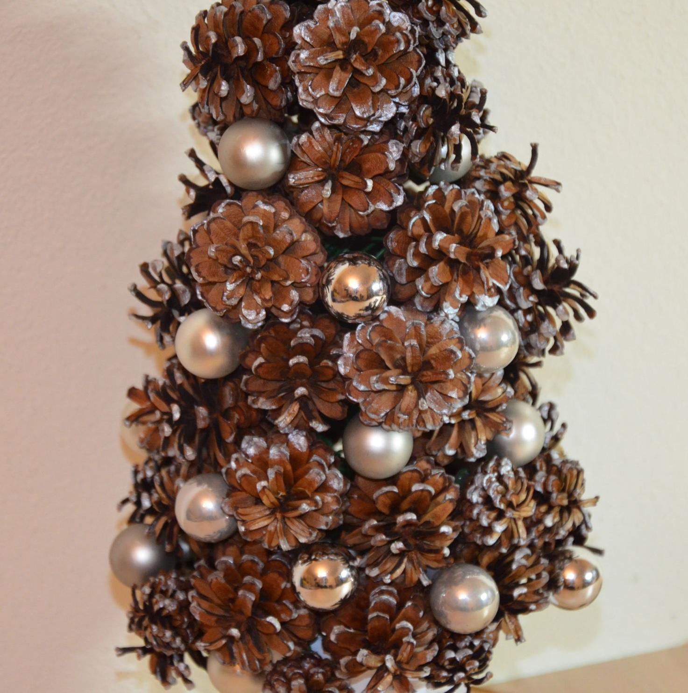 елка из эко материалов