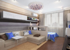 Дизайн спальни площадью 15 квадратных метров