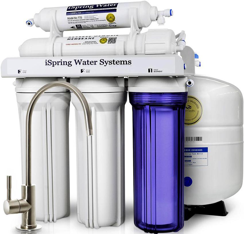 магистральный фильтр для водоснабжения