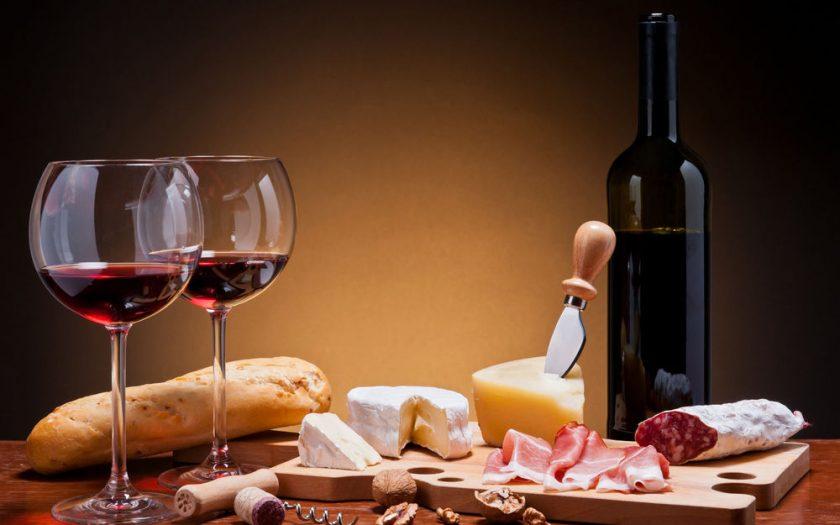 Итальянские красные вина для особых случаев