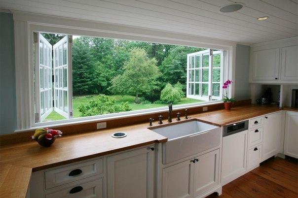 Белый цвет в интерьере кухни, реальный взгляд на вещи ► 2